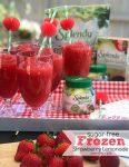 Sugar Free Frozen Strawberry Lemonade Recipe