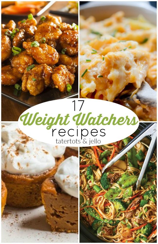 17 Weight Watchers Recipes We Love!
