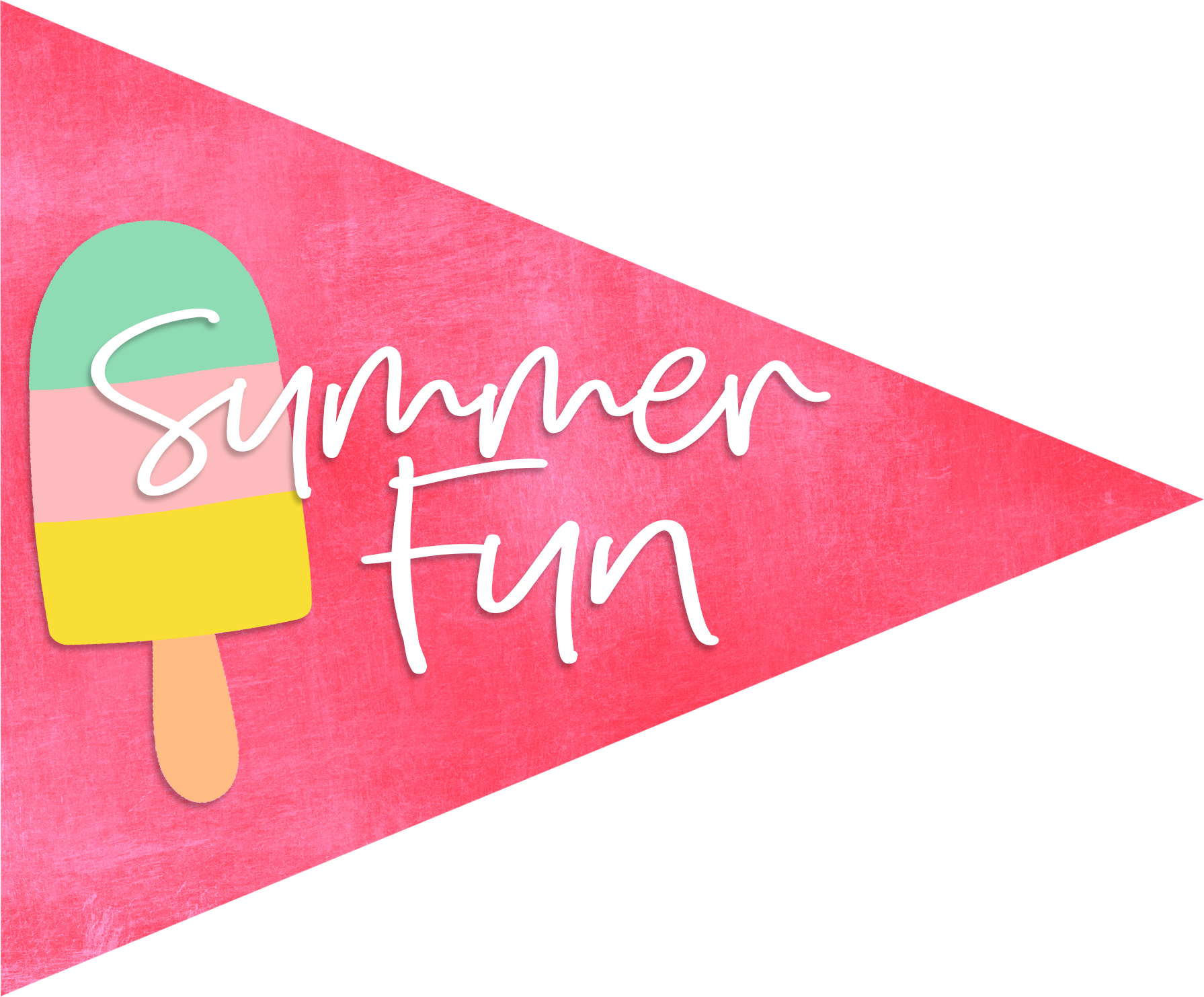 Summer Fun Flag Printables