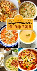 11 Warm and Delicious Fall Weight Watchers Soup Recipes!