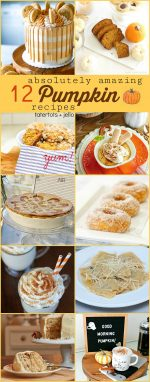 12 Absolutely AMAZING Pumpkin Recipes!