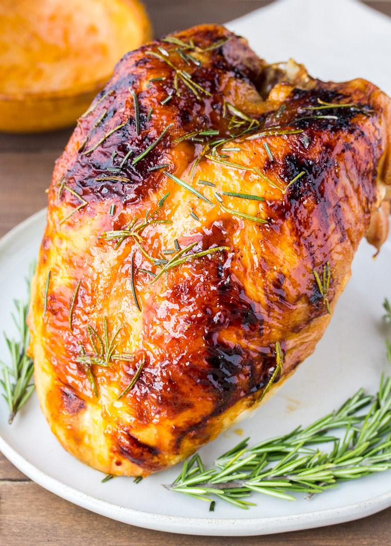 Weight Watchers Apricot Glazed Turkey Recipe