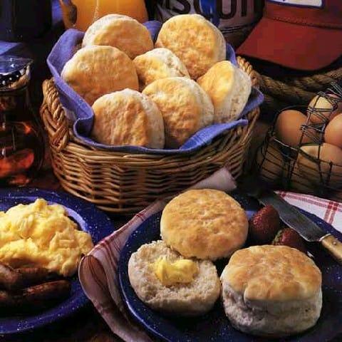 WEight Watchers Holiday Buttermilk Biscuits