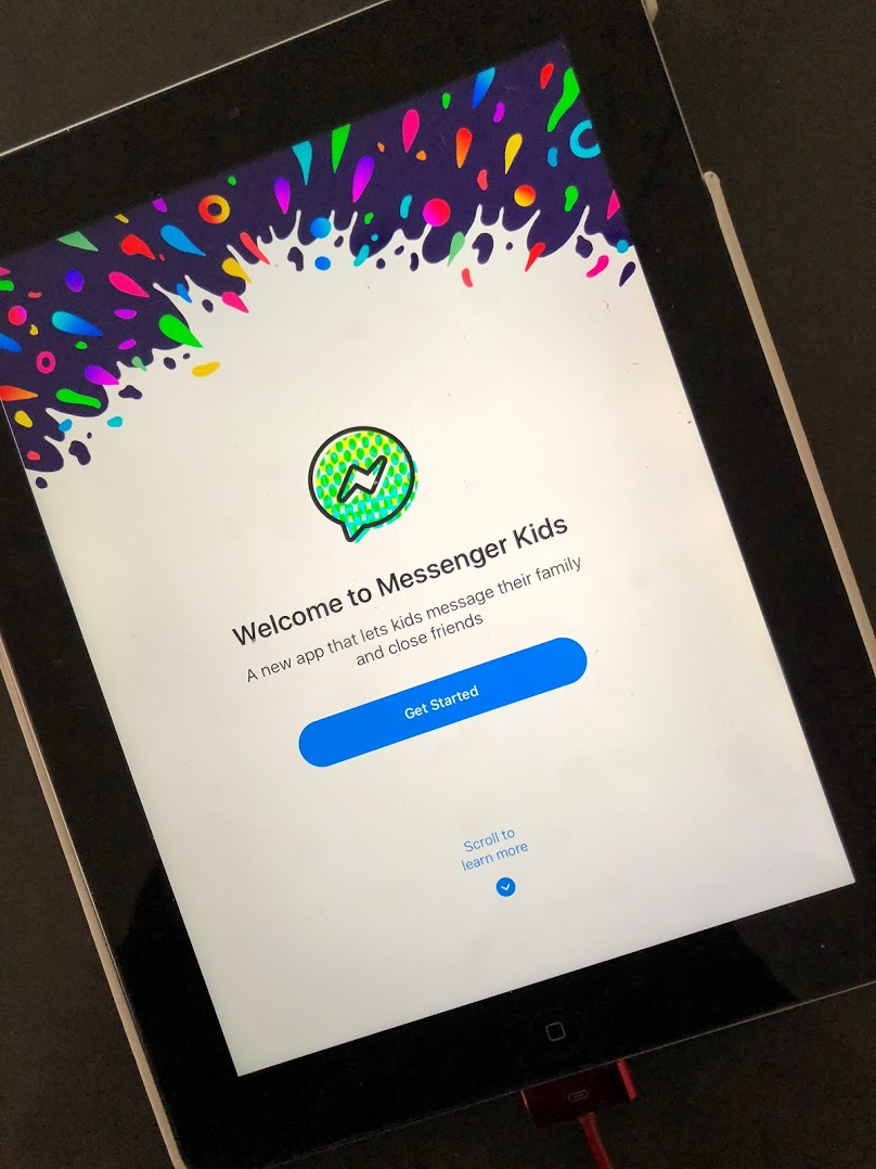 Facebook Messenger for kids is a free calling and messaging app designed for kids. Kids only connect with parent-approved contacts which creates a safe environment and fun extras like interactive masks, sound effects and stickers make if fun for kids to call or send messages to loved ones.