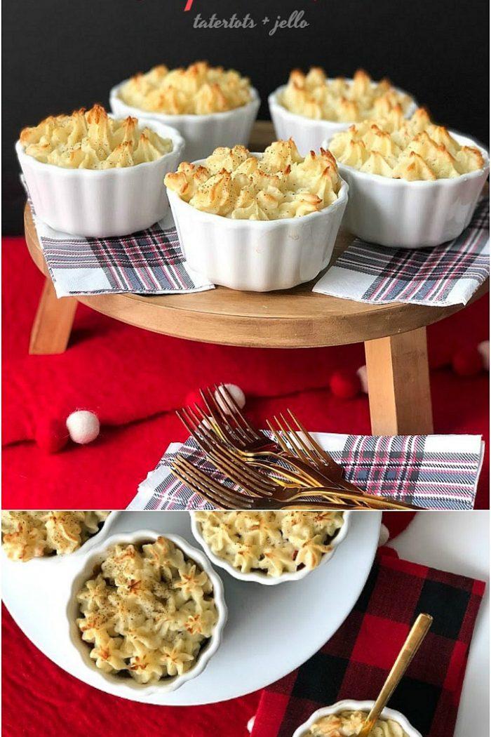 How to Make the BEST Mini Shepherd's Pies