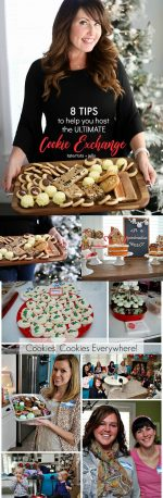 8 tips to Help You Host the ULTIMATE Cookie Exchange Party