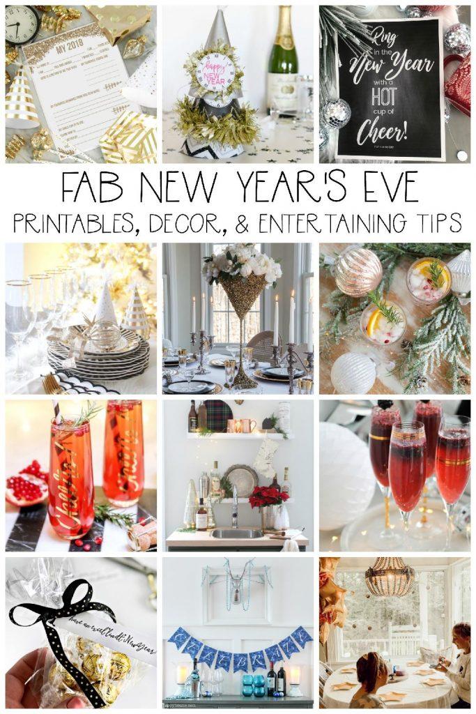 12 New Years Eve Ideas!