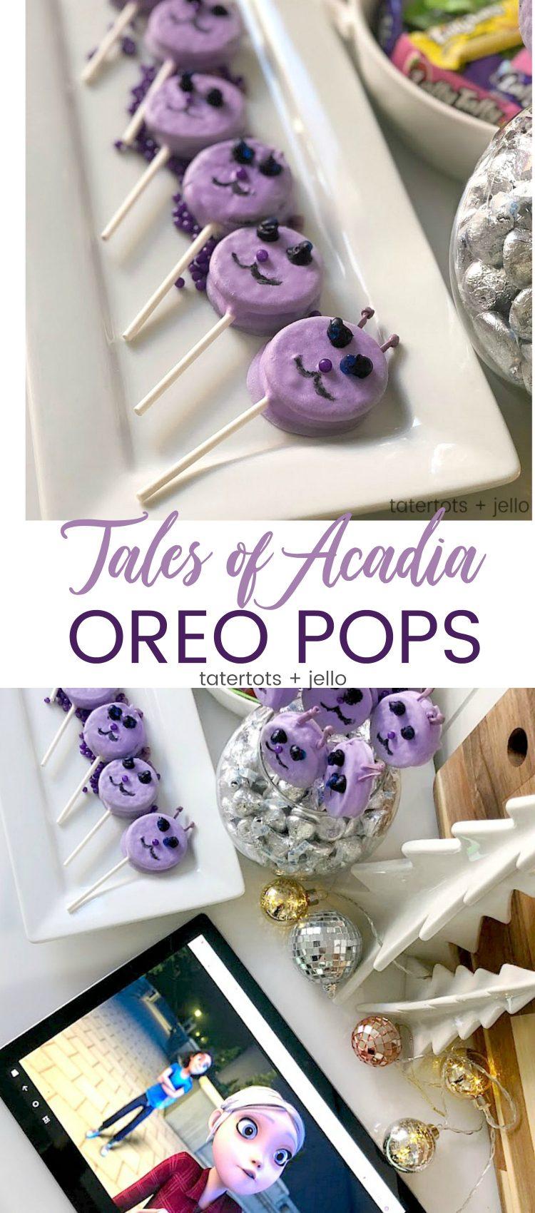 tales of acadia oreo pops tutorial