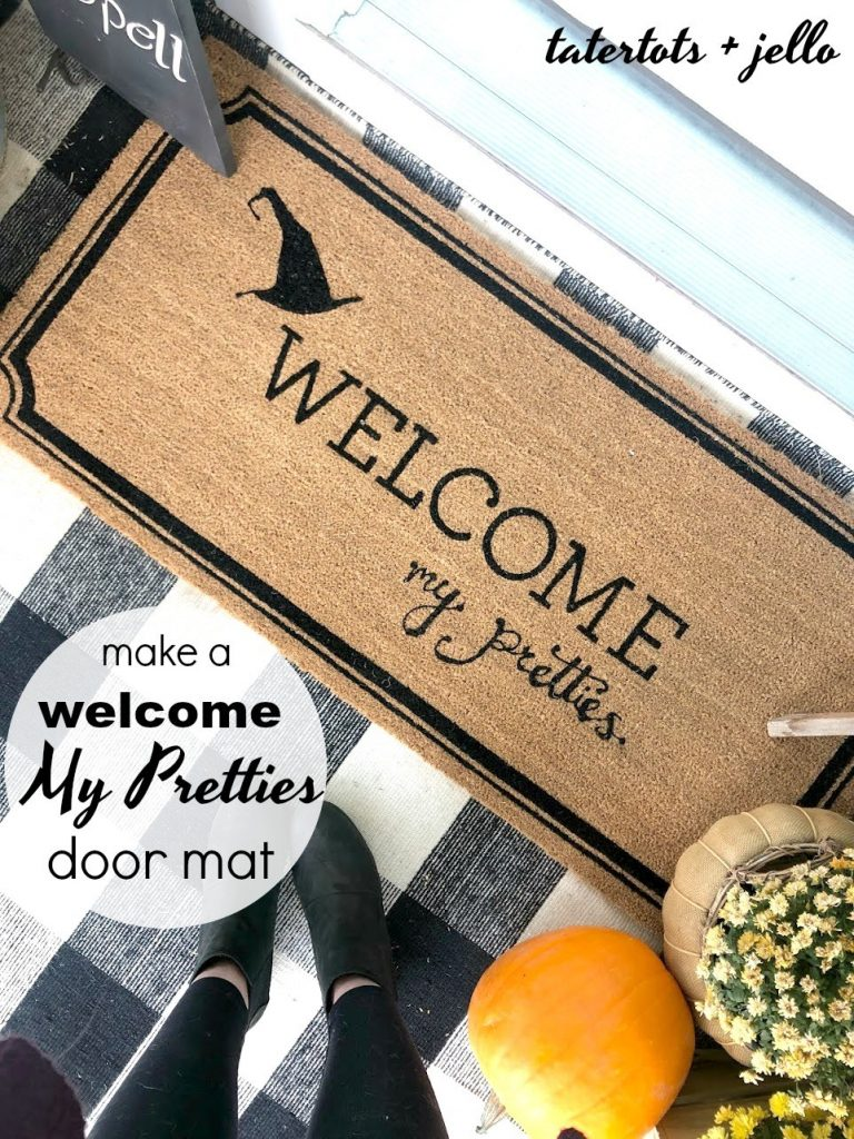 Welcome My Pretties Welcome Mat