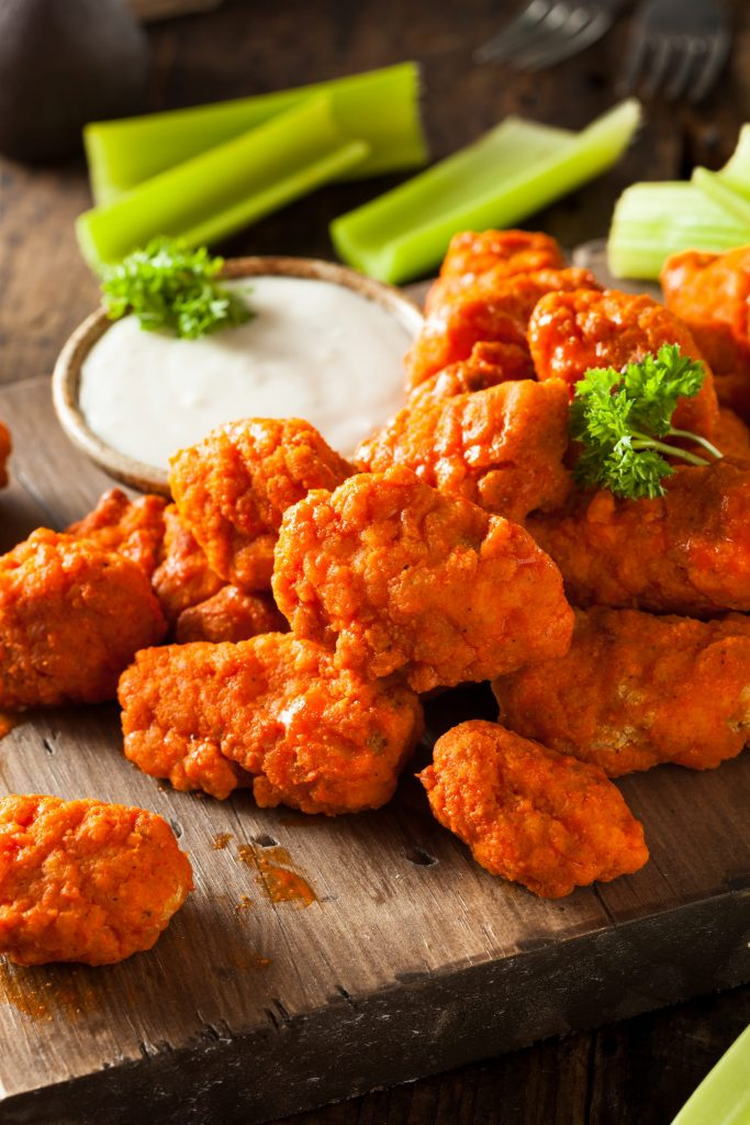 7 SmartPoint Weight Watchers Buffalo Chicken Tenders Recipe