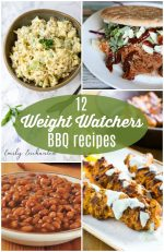 12 Delicious Weight Watchers BBQ Recipes!