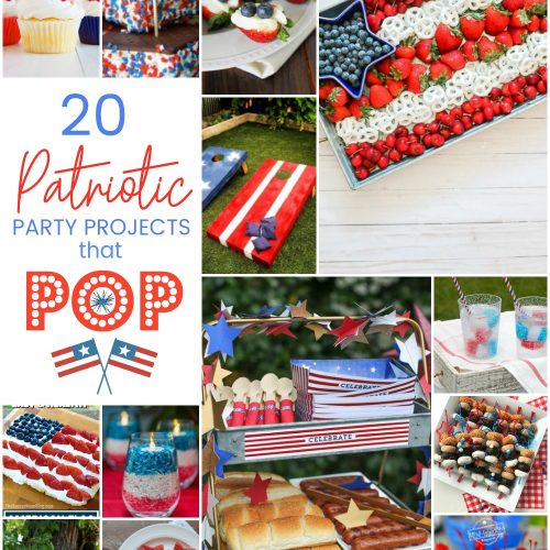20 Fourth of July Party Ideas that POP! The Fourth of July is such a fun holiday to spend with family and friends! Here are some easy food, party and activity ideas for the Fourth of July!