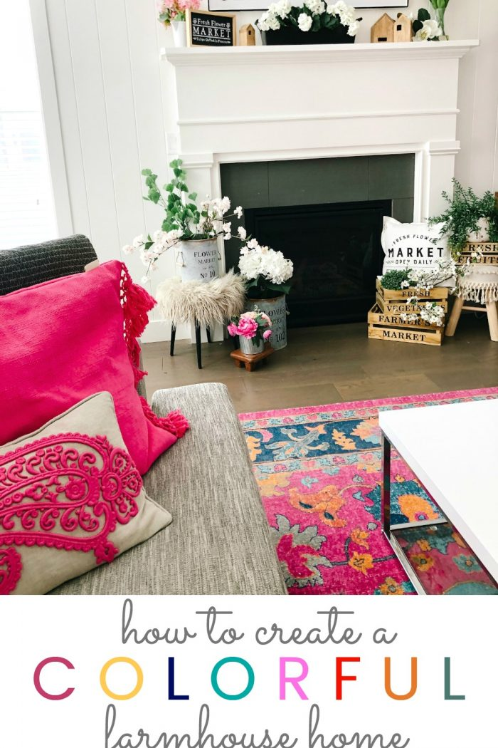 Easy Ways to Bring Color into Your Home for Summer!