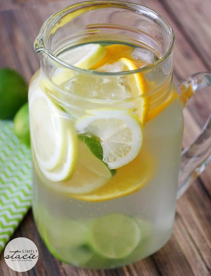 Citrus Bliss Infused Water @ Simply Stacie