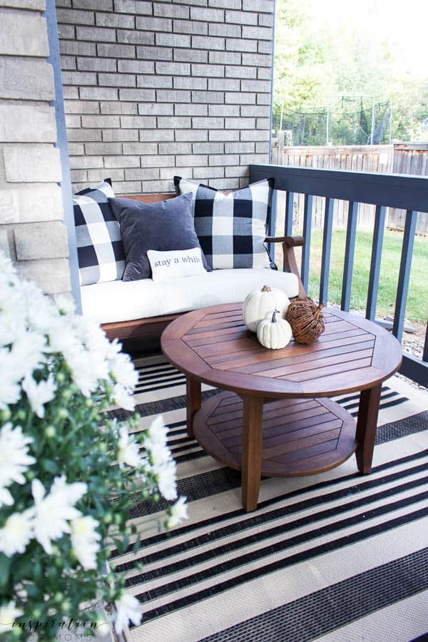 Neutral Fall Home Tour @ Inspiration For Moms