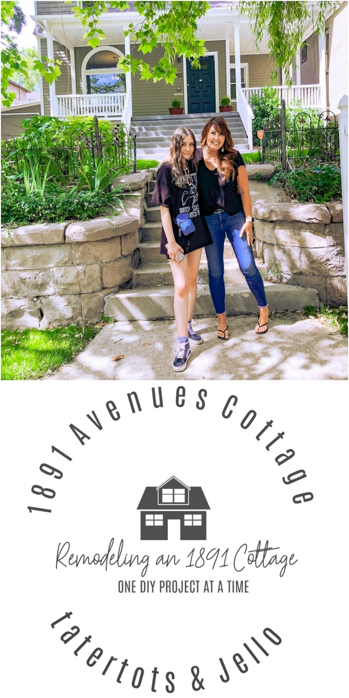 New Project -- 1891 Cottage Remodel! Restoring a historic Salt Lake City cottage to it's glory with a modern twist, on a budget! How to update a vintage home on a budget one DIY project at a time!