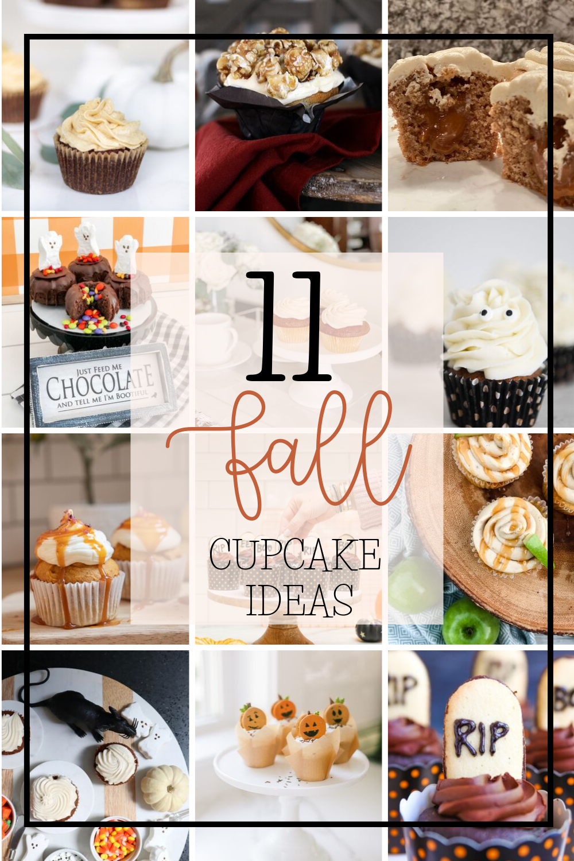 11 Fall Cupcake Ideas