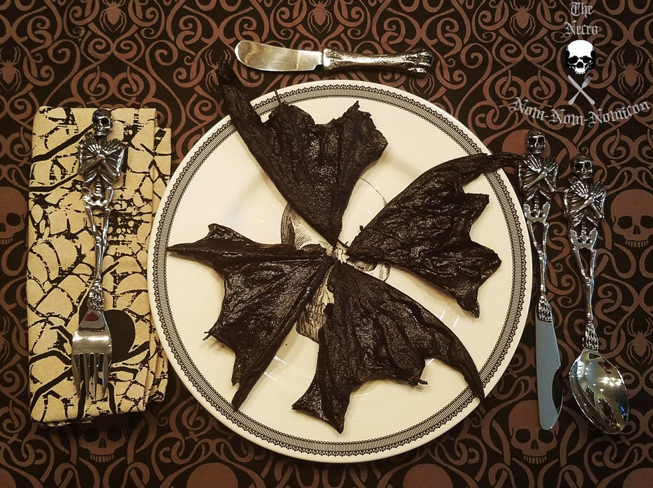Deep Fried Savory Bat Wings @ Instructables Cooking