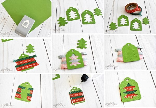 """A fun 12 Days of Christmas countdown by Wendy Sue Anderson featuring the """"Merry Little Christmas"""" collection by @PebblesInc."""