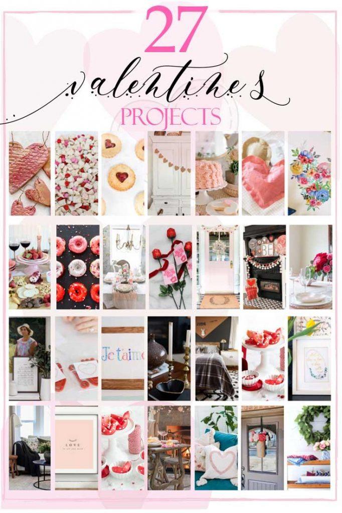 27 valentine day DIY ideas