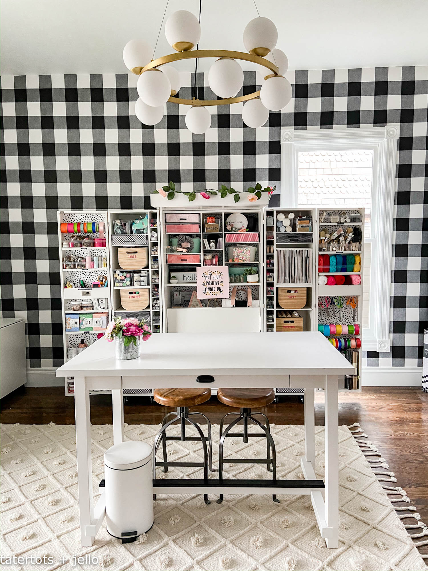 How I organize all of my craft supplies, my Dreambox.