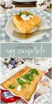 Classic Green Chili Egg Casserole