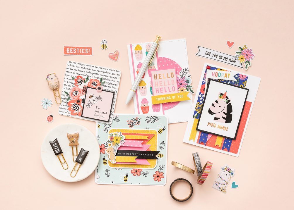 Hey! Hello! Paper Collection