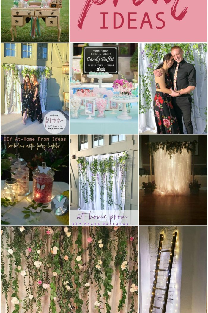 4 Easy Ways to Decorate for Prom on a Budget!