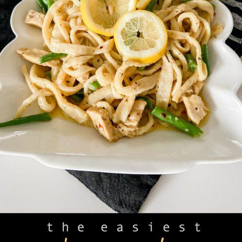 homemade pasta recipe with no pasta machine