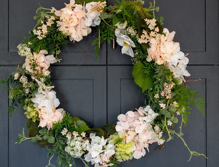 Lucy Craftberry Bush Wreath