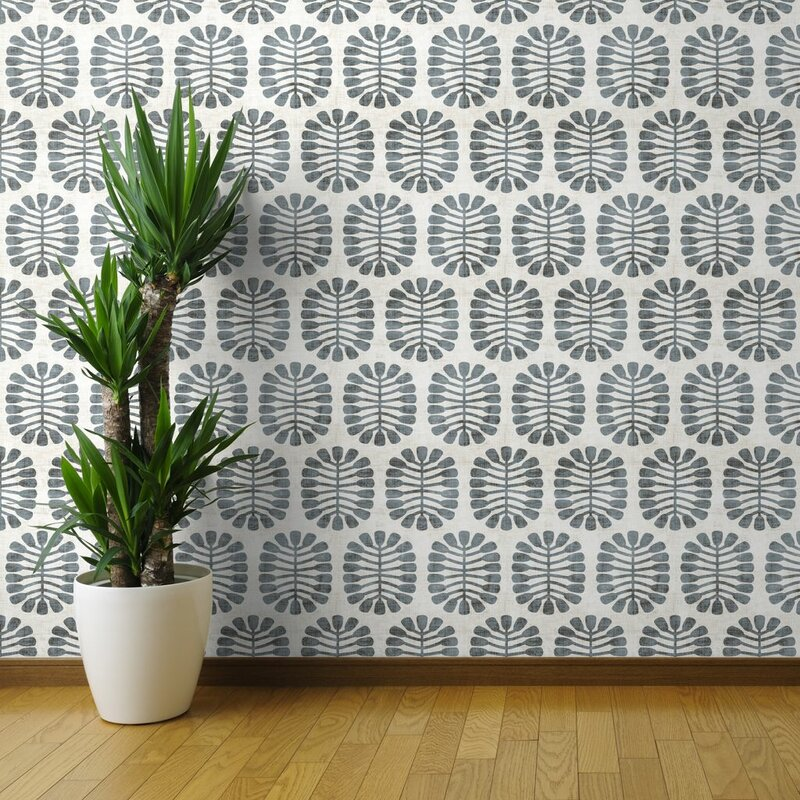 Munroe removable wallpaper at Joss & main