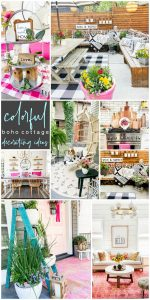 Ways to Bring Color to Your Cottage or Farmhouse Home
