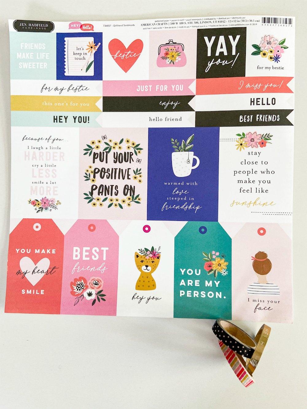 Hey! Hello! Friendship sentiment Paper