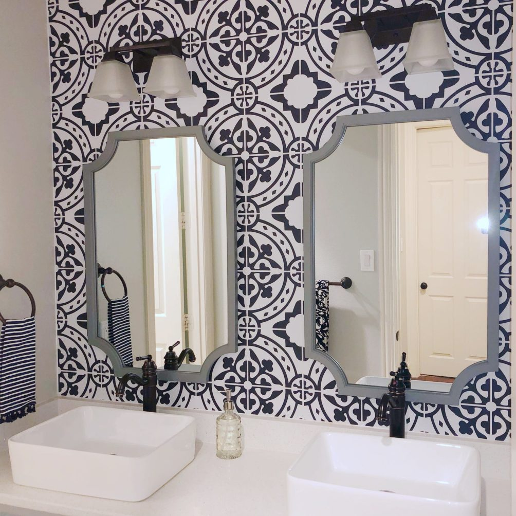 Moroccan Tile Removable Wallpaper Annie ren Trends on etsy