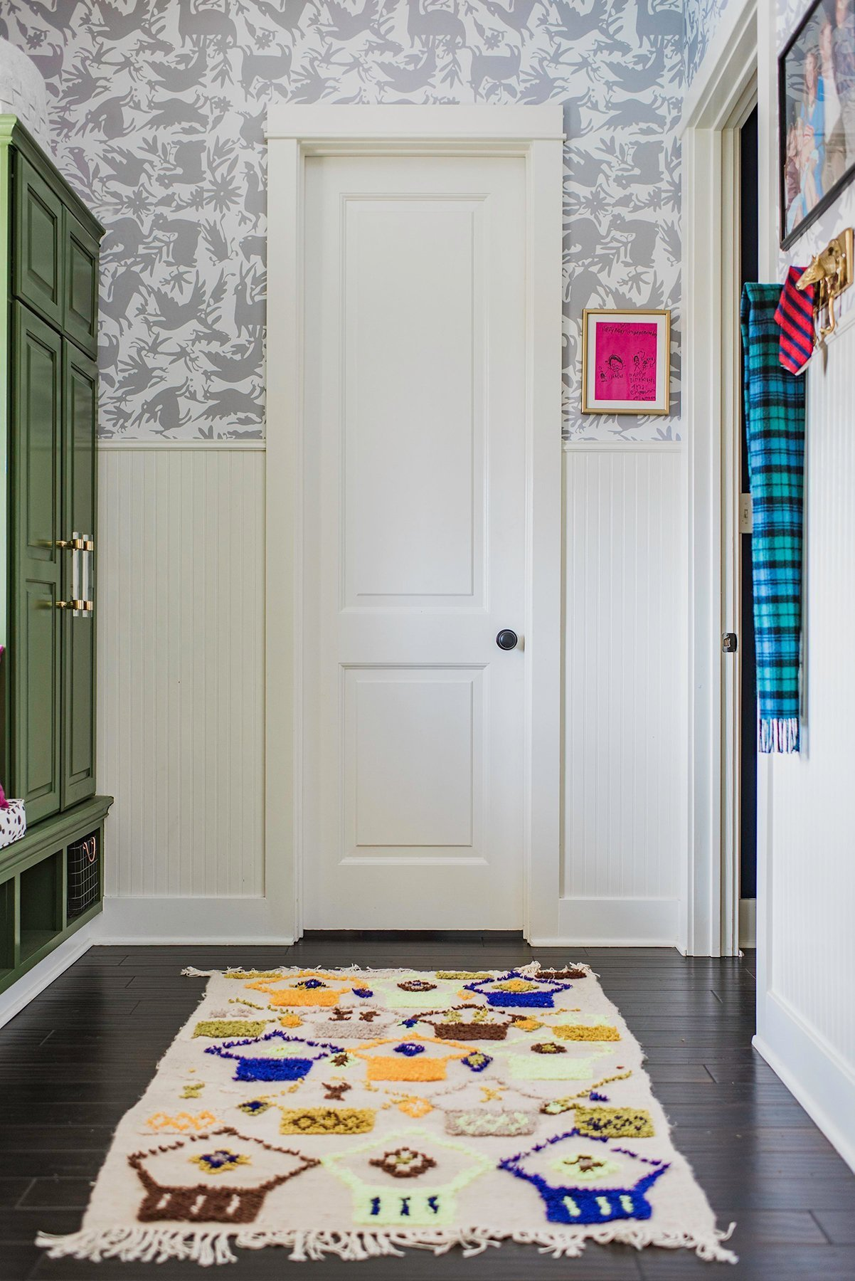 Otomi Removable Wallpaper at Katie Kime