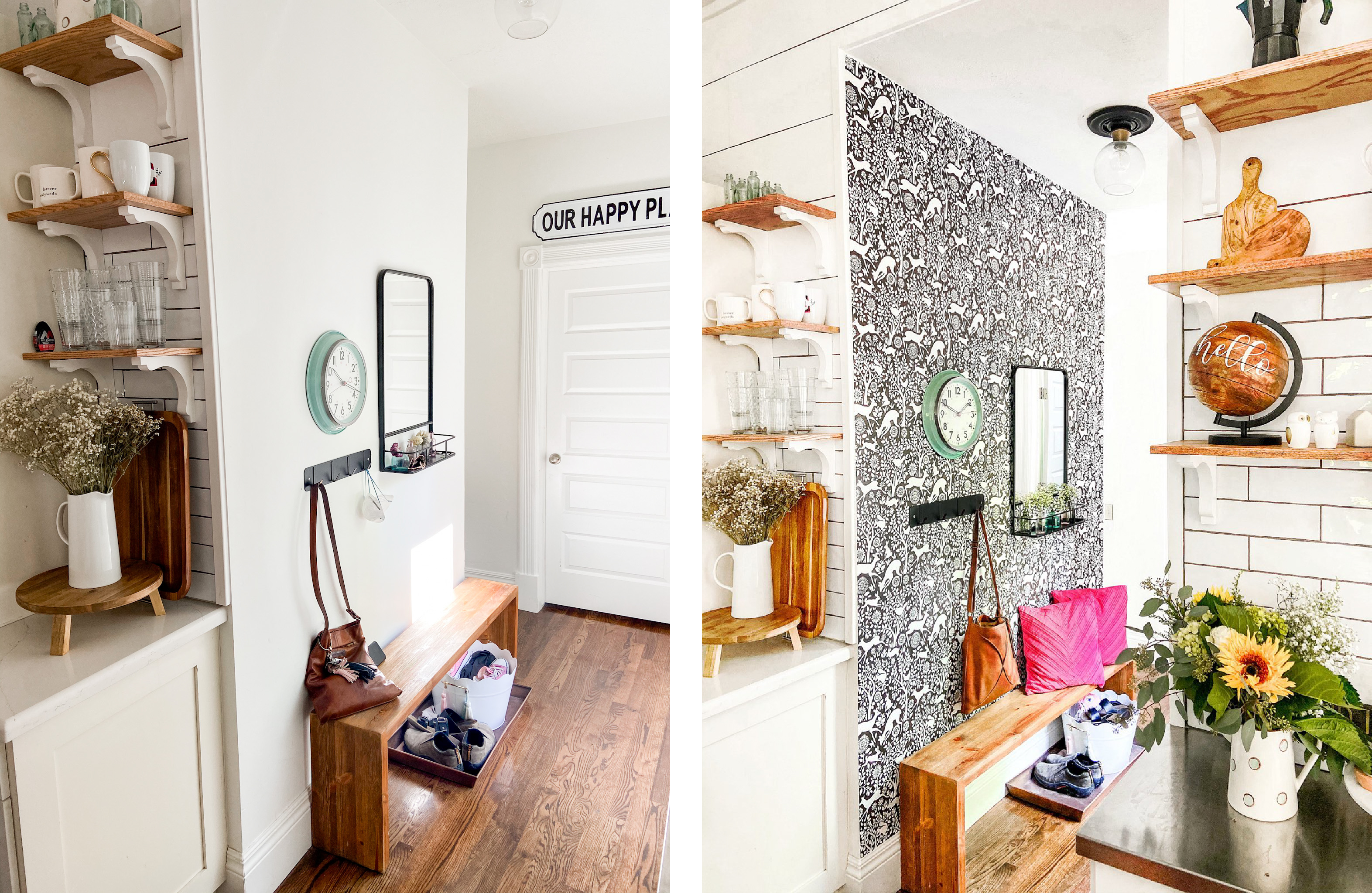 Removable Wallpaper Installation Tips and Tricks!