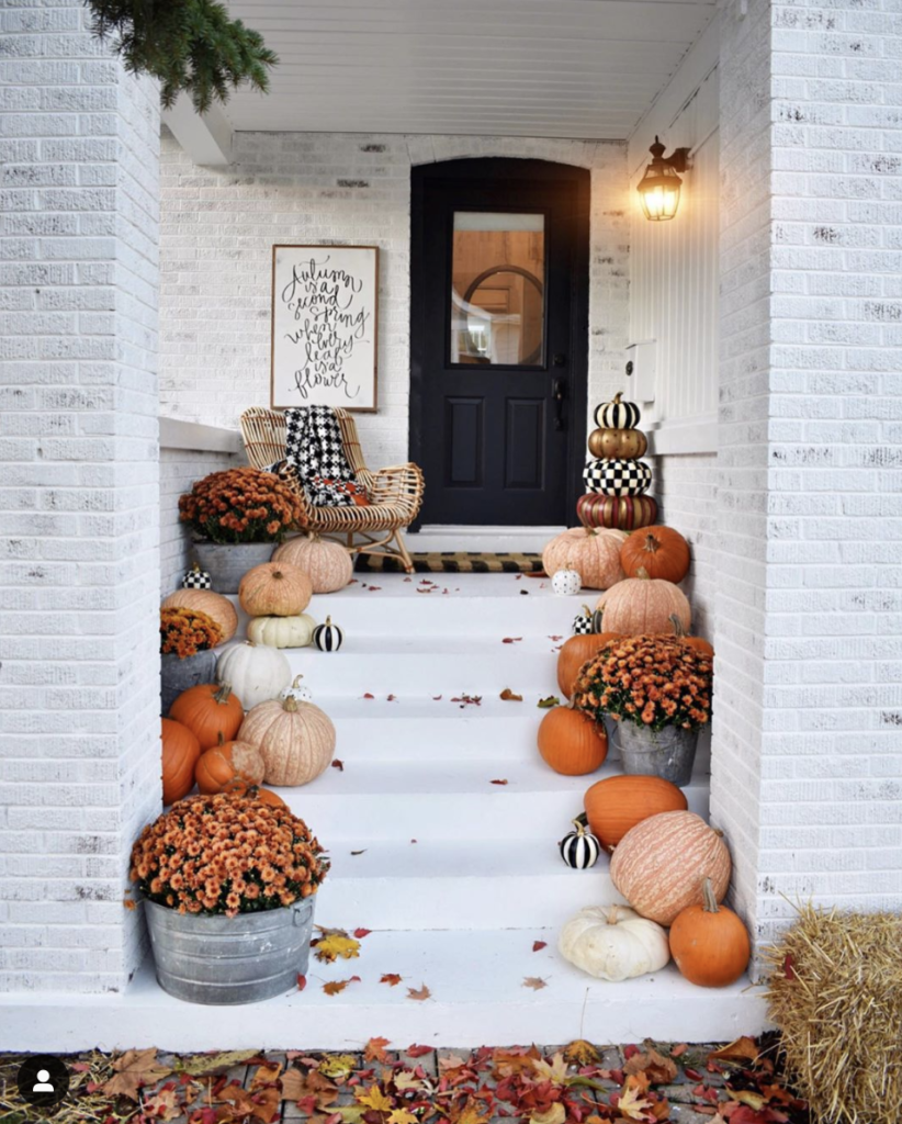 Kindred Vintage Fall Porch