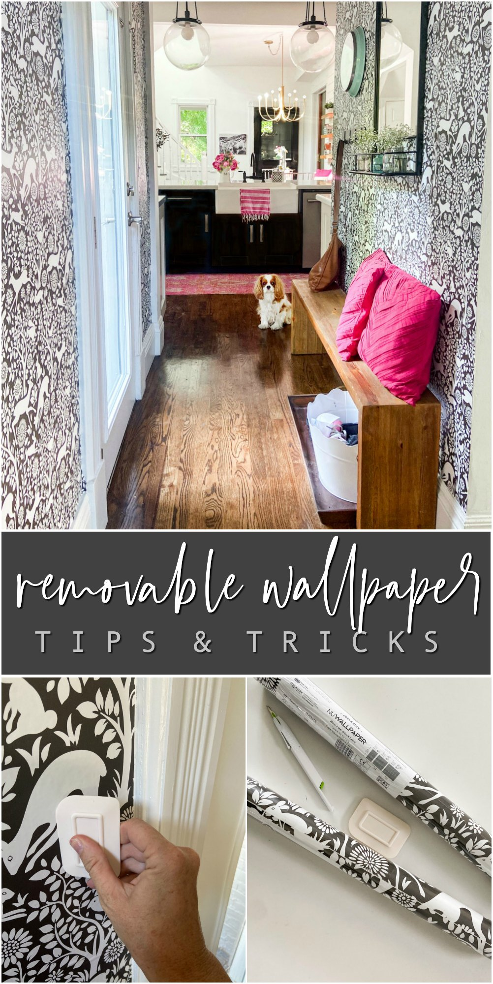 Removable Wallpaper Tips and Tricks