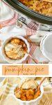Crockpot Pumpkin Pie Dump Cake
