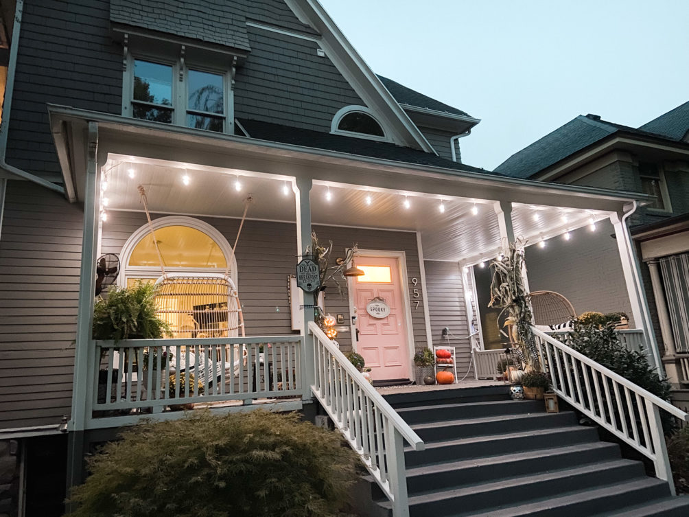 color changing cafe lights