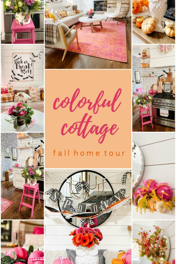 Ways to Bring Color into Your Cottage Home for Fall