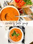 Low-Carb Creamy Taco Soup Keto Recipe