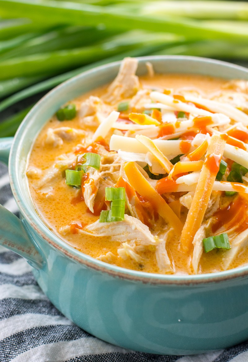 The Best Keto Instant Pot Buffalo Chicken Soup Recipe at The Best Keto #recipes #easyrecipes #foodideas #easycooking freshfood #mealplan #foodie #eat #hungry #homemade #yummy #dinnerideas #quickrecipes .