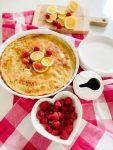 Low-Carb Dutch Baby Giant Pancake Keto