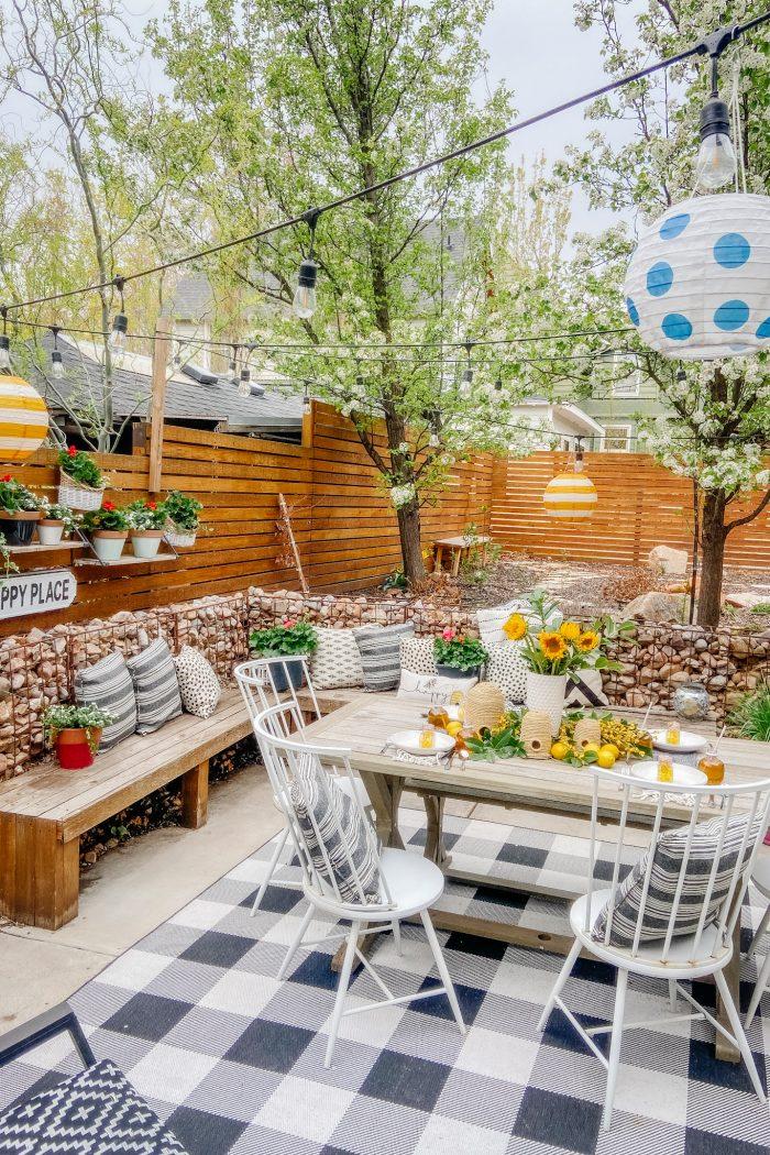 DIY Beehives and Beehive Backyard Inspo