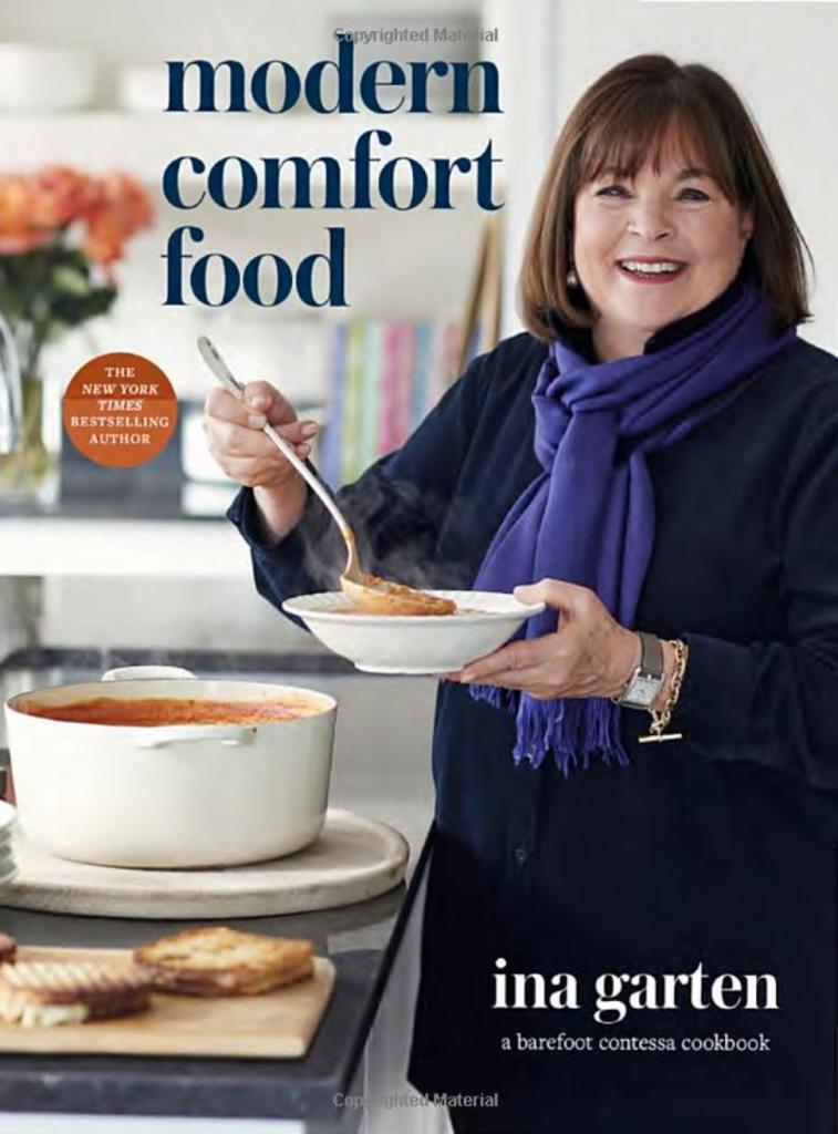 Ina Garten's Modern Comfort Food Cookbook