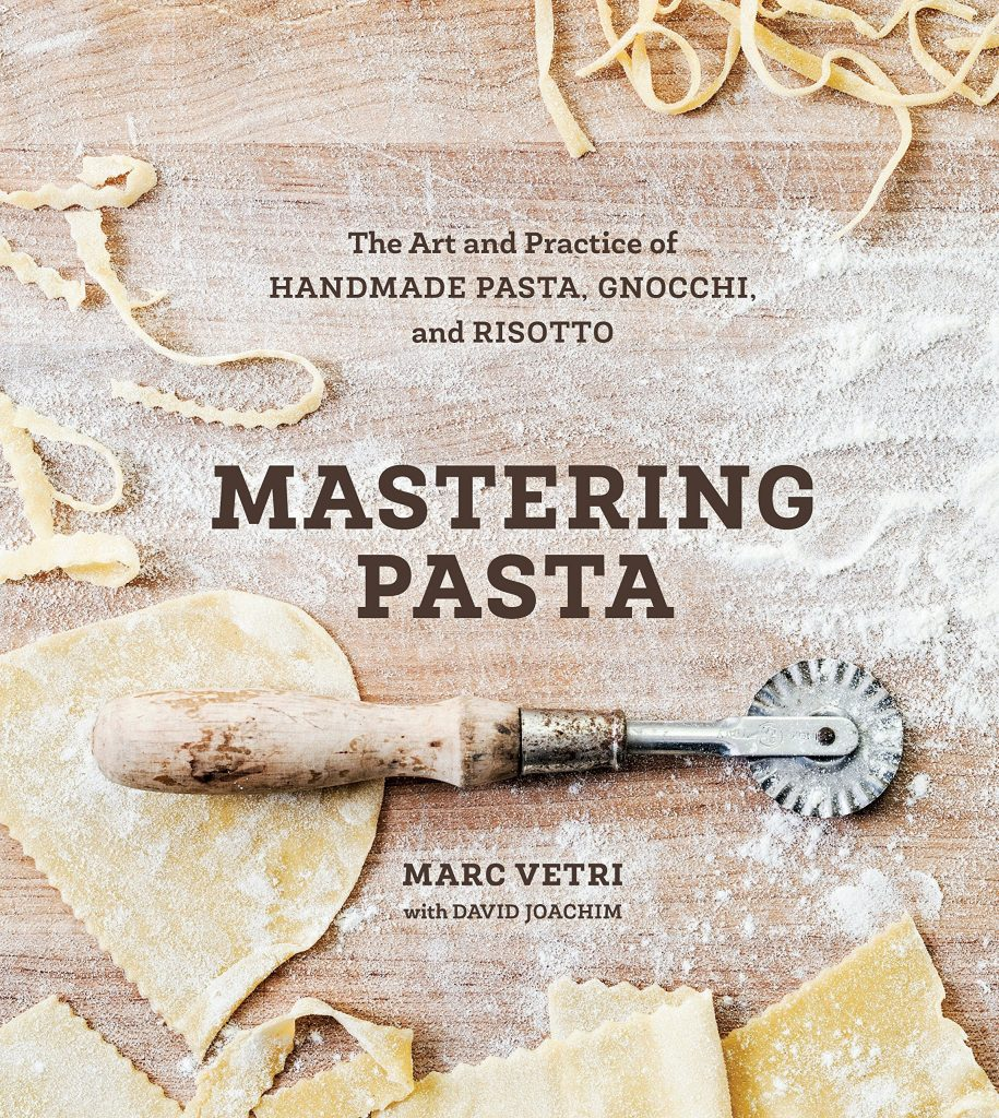 Mastering Pasta Cookbook for the foodie, chef.