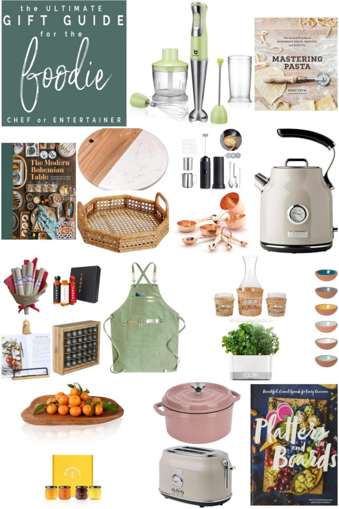 The Ultimate Gift Guide for the Foodie, Chef or Entertainer