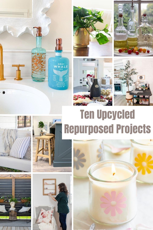 10 upcycling ideas