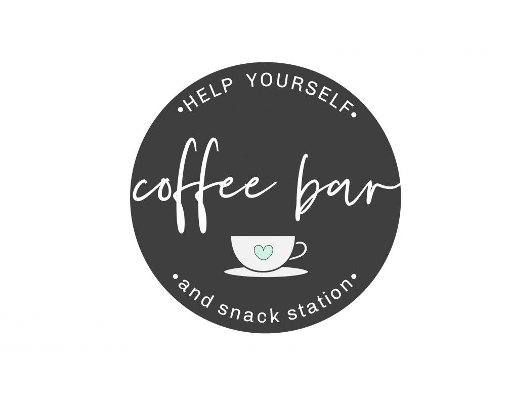 Free Coffee Bar Printable Sign